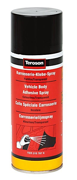 teroson carrosserie spuitlijm spray wij houden u mobiel. Black Bedroom Furniture Sets. Home Design Ideas
