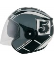 Roadstar Jet Helm Journey Racer