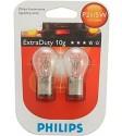 Lamp 12V 21/5W BAY15D Philips Extra Duty