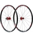 Fulcrum Wielset Red Carbon XRP