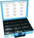 Aluminium Ringen Assortiment DIN 7603 280 Stuks