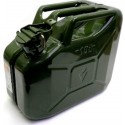 Jerrycan Staal 10L ISO 9001