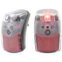 Spanninga Achterlicht LED Batterij Pixeo XBA