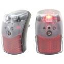 Spanninga Achterlicht LED Dynamo Pixeo XS