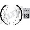 Galfer MF605-G2165 Remschoenen