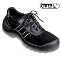 Otter Werkschoenen S2 New Basics Black Line