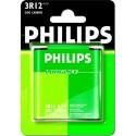 Batterij 4.5V 3R12 Philips Longlife