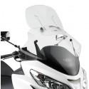 Windscherm Suzuki Burgman 400 Givi Airflow