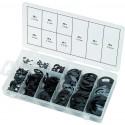 E-Seegering Assortiment DIN 6399 KS-Tools 300 Stuks
