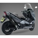 Uitlaat Yamaha T-Max 500 Laser Stealth