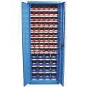 Materiaalkast + DIN Inhoud Werkplaats 13800-Delig