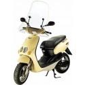Windscherm Yamaha Neo`s Fabbri