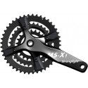 STRONGLIGHT Crankset Meister MS-X1