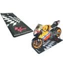 MotoGP Motor Garage Pit Mat