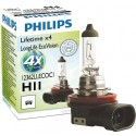 H11 Halogeenlamp 12V 55W Philips Longer Life PGJ19-2