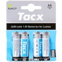 Batterij AA Tacx T4145 4 Stuks