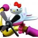 Vliegtuig Hello Kitty