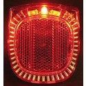 Herrmans Achterlicht LED Batterij H-Flame