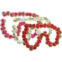 Bloemenslinger Decoratie Fiets