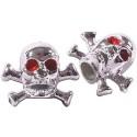 Ventieldop Skull & Bones