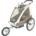Blue Bird Kinderkar Jogger Two Alu