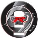 Keiti Suzuki Tankdop Fuel Cap Pad