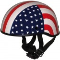 Roadstar Jet Helm Retro Stars Stripes