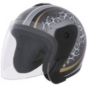Roadstar Jet Helm Scoot Curve