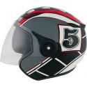 Roadstar Jet Helm Journey Racer