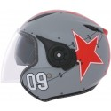 Roadstar Jet Helm Journey Sovjet