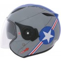 Roadstar Jet Helm Journey US