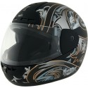 Roadstar Integraal Helm Arrow Iron