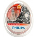 H4 Halogeenlamp 12V 60/55W P43T Philips Extra Duty