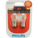 Lamp 12V 21/5W BAY15D Philips Extra Duty
