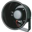 M+S Piezo Sirene Alarm 12V