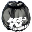 K&N PreCharger Filter Warp