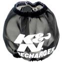 K&N PreCharger Filter Warp