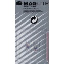 Maglite Gloeilamp Solitaire Mini Mag