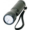 A1 Zaklantaarn Metal Light 12 LED