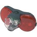 Busch & Muller Achterlicht LED Dynamo Toplight XS Plus