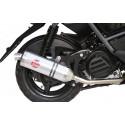 Uitlaat Yamaha BW`s 125 LeoVince Scoot