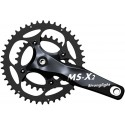 STRONGLIGHT Crankset Meister MS-X2
