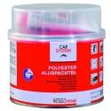 Polyester Aluminium Plamuur VossChemie