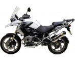 LeoVince BMW R1200GS SBK Slip-On Factory Evo II 10/11