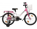 Meisjesfiets 18 Inch Girly