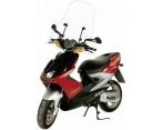 Windscherm Yamaha Aerox Fabbri