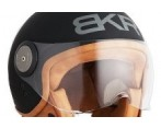 BKR Vizier Jet Helm New Retro