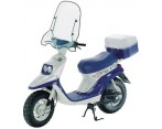 Windscherm Yamaha BW`s 50 Fabbri