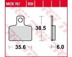 Lucas TRW MCB 767 RSI Remblokken