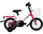Meisjesfiets 12 Inch Girly
